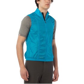 Giro Wind Vest Men blue jewel